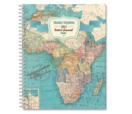 Macaroon personalised products travel journals the traveller travel journal gumiabroncs Images