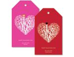 Typographic Love - Tag Set