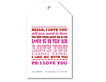 LOVE List - Tags