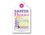Easter Manifesto - Gift Tag Set