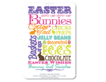 Easter Manifesto Greeting