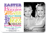 Easter Manifesto Photo Greeting