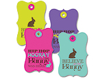 Bunny Dreams - Gift Tag Set