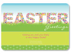 Easter Spring Greeting
