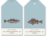 Gone Fishing Tag Set