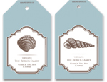 Beach Treasure Tag Set