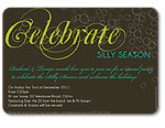 Let's Celebrate Invitation