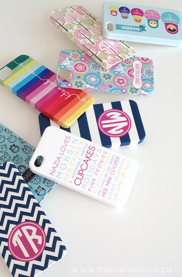 Personalised Cell phone Covers
