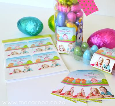 Easter Stickers & Gift Tags