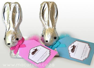 Personalised Easter Gift Tag Sets