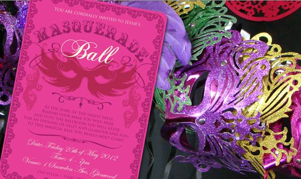 A Marvelous Macaroon Masquerade Ball - Macaroon News, trends ...