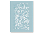 Star Light Star Bright - Blue