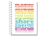 Classroom Rules Journal