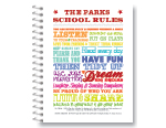 School Rules Journal
